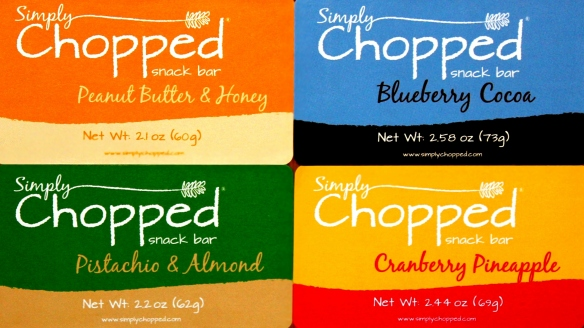SimplyChopped Labels